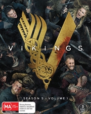 Vikings - Season 5 Part 1 | DVD