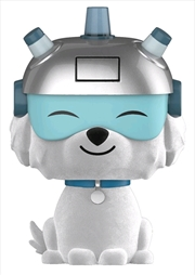 Rick and Morty - Snowball Flocked US Exclusive Dorbz