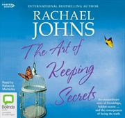Art Of Keeping Secrets | Audio Book