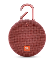 JBL Clip 3 Red | Accessories