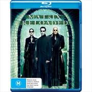 Matrix Reloaded, The | Blu-ray