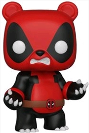 Deadpool - Pandapool US Exclusive Pop! Vinyl | Pop Vinyl
