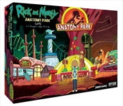 Rick And Morty - Anatomy Park Board Game | Merchandise
