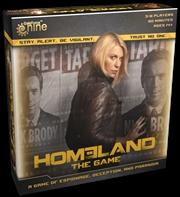 Homeland - Board Game
