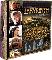 Labyrinth - Board Game