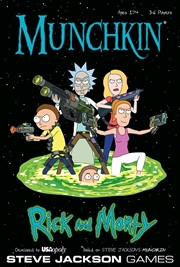Munchkin - Rick and Morty Edition