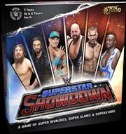 WWE - Superstar Showdown Board Game