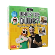 Who's the Dude? Adult Charades Game | Merchandise