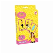 The Wiggles - Emma Snap Cards Game | Merchandise