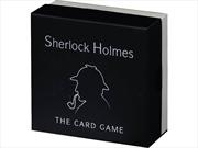 Sherlock Holmes Card Game | Merchandise