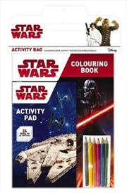 Star Wars - Activity Bag