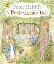 Peter Rabbit - A Peep-Inside Tale | Hardback Book