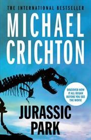 Jurassic Park | Paperback Book