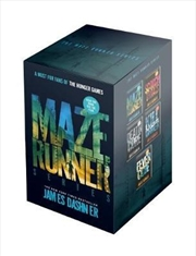 Maze Runner 5 Book Boxed Set