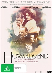 Howards End - 25th Anniversary Edition