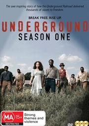 Underground - Season 1 | DVD