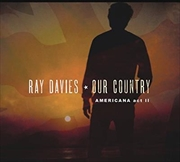 Our Country - Americana Act II | CD