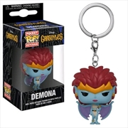 Gargoyles - Demona Pocket Pop! Keychain