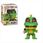 Five Nights at Freddy's: Pizza Sim - Happy Frog Pop! Vinyl | Pop Vinyl