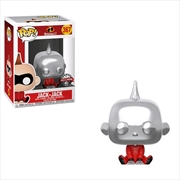 Incredibles 2 - Jack-Jack Chrome US Exclusive Pop! Vinyl | Pop Vinyl