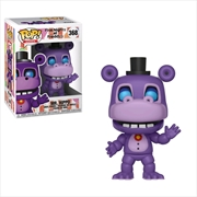 Five Nights at Freddy's: Pizza Sim - Mr Hippo Pop! Vinyl | Pop Vinyl