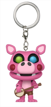 Five Nights at Freddy's: Pizza Sim - Pig Patch Pocket Pop! Keychain