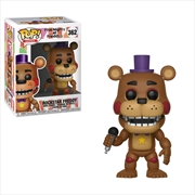 Five Nights at Freddy's: Pizza Sim - Rockstar Freddy Pop! Vinyl | Pop Vinyl