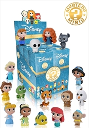 Disney - Disney Princesses Mystery Minis Blind Box