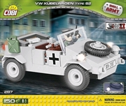 Small Army - 150 piece VW Kubelwagen Type 82