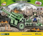 Small Army - 100 piece Howitzer M-30