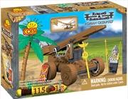 Romans & Barbarians - 115 Piece Roman Catapult Construction Set | Miscellaneous
