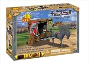 Romans & Barbarians - 115 Piece Weapon Cart Construction Set | Miscellaneous