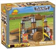 Romans & Barbarians - 160 Piece Battering Ram Construction Set | Miscellaneous