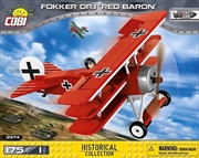 Great War - 175 piece Fokker Dr.1 Red Baron | Miscellaneous