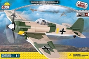 Small Army - 255 piece Focke-Wulf FW-190A-4 | Miscellaneous