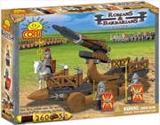 Romans & Barbarians - 260 Piece Ballista Construction Set | Miscellaneous