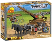 Romans & Barbarians - 260 Piece Wrecker Construction Set | Miscellaneous