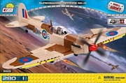 Small Army - 280 piece Supermarine Spitfire Mk IX
