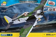 Small Army - 285 piece Focke-Wulf FW-190A-8