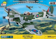 World War II - 290 piece Supermarine Spitfire Mk. VB
