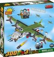 Small Army - 300 Piece Aircraft Hurricane Construction Set | Miscellaneous