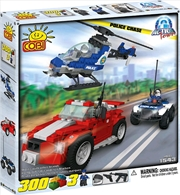 Action Town - 300 Piece Police Chase Construction Set | Miscellaneous