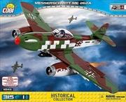World War II - 315 piece Messerschmitt ME 262A | Miscellaneous