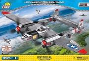 World War II - 395 piece Lockheed P-38L Lightning | Miscellaneous