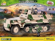 Small Army - 400 piece Sd.Kfz.251/10 Ausf.C | Miscellaneous