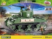 Small Army - 400 piece Sherman M4A1