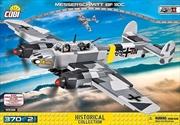 World War II - 410 piece Messerschmitt BF 110C