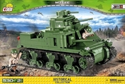 World War II - 420 piece M3 Lee | Miscellaneous