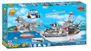 Small Army - 450 Piece Naval Harbour Patrol Construction Set | Miscellaneous