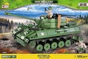 World War II - 465 piece M18 Hellcat | Miscellaneous